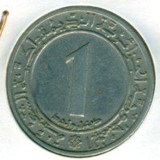 Monedas antiguas de África: ARGELIA 1 DINAR 1972 ( BC ) KM # 104.2 - STUTTGART. Lote 172035159