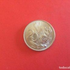 Monedas antiguas de África: SUDÁFRICA 20 CENTS 1971 S/C. Lote 172144834
