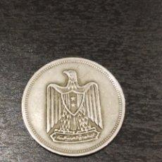 Monedas antiguas de África: EGIPTO 5 PIASTRES 1972 * AGUILA *. Lote 173165669