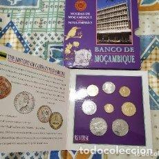 Monedas antiguas de África: CARTERA MOZAMBIQUE 1994 MUY RARA. Lote 173796639