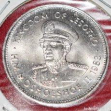 Monedas antiguas de África: LESOTHO, 50 LISENTE 1983. Lote 173943797