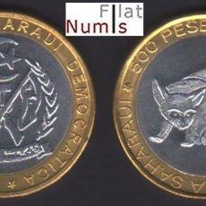 Monedas antiguas de África: REPUBLICA ARABE SAHARAUI - 500 PESETAS - 2004 - NO CIRCULADA. Lote 174574294
