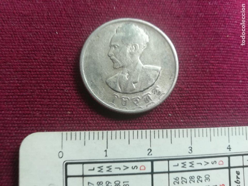 Monedas antiguas de África: Etiopía. Plata - Foto 2 - 176266560