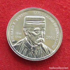Monedas antiguas de África: SOMALILANDIA SOMALILAND 5 SHILLING 2002 BURTON. Lote 207103661