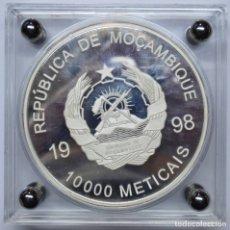 Monedas antiguas de África: MOZAMBIQUE - 10000 METICAIS 1998 - OLIMPIADAS DE SIDNEY - PLATA PURA - LOT. 1995. Lote 178645003