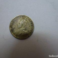 Monedas antiguas de África: 3 PENCE SOUTH AFRICA AÑO 1936. Lote 179231422