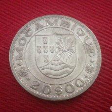 Monedas antiguas de África: 20 ESCUDOS DE MOZAMBIQUE 1972. Lote 190210677