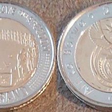 Monedas antiguas de África: SUDÁFRICA 5 RAND 2019 CONMEMORATIVA. Lote 183856006