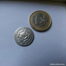 Monedas antiguas de África: MONEDA DE PLATA DE 6 PENIQUES DE SUDÁFRICA AÑO 1934. Lote 187420658