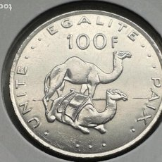 Monedas antiguas de África: DJIBOUTI 100 FRANCOS 2013 (SIN CIRCULAR). Lote 187429745