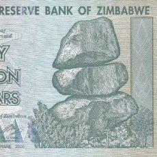 Monedas antiguas de África: BILLETE DE ZIMBABWE DE 50.000.000 DOLLARS S/C. Lote 189643403