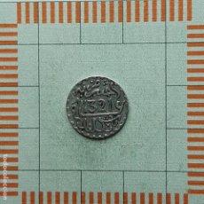 Monedas antiguas de África: 1/2 DIRHAM PLATA, MARRUECOS. ABD AL-AZIZ, 1321 (1903). (KM#18.1). Lote 191168826