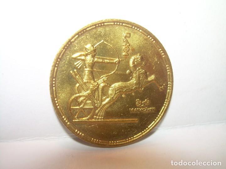 EGIPTO..1 LIBRA DE ORO...PERFECTISIMO ESTADO DE CONSERVACION. (Numismática - Extranjeras - África)