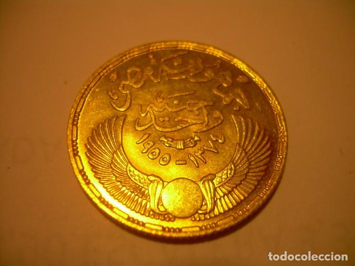 Monedas antiguas de África: EGIPTO..1 LIBRA DE ORO...PERFECTISIMO ESTADO DE CONSERVACION. - Foto 4 - 194145957