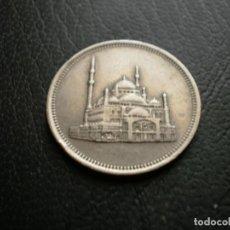 Monedas antiguas de África: EGIPTO 10 PIASTRAS 1984. Lote 194246866