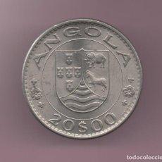 Monedas antiguas de África: ANGOLA - 20 ESCUDOS 1971. Lote 194720443