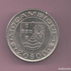 Monedas antiguas de África: MOZAMBIQUE - 20 ESCUDOS 1971. Lote 194720925
