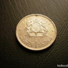 Monedas antiguas de África: MARRUECOS 1 DIRAHM 1965. Lote 195139601