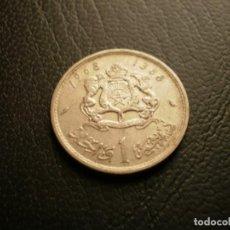 Monedas antiguas de África: MARRUECOS 1 DIRAHM 1968. Lote 195139728