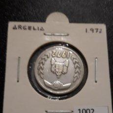 Monedas antiguas de África: ARGELINA 1 DINAR 1972. Lote 195242150