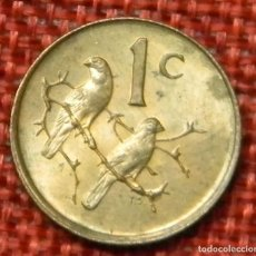 Monedas antiguas de África: SUDÁFRICA - SOUTH AFRICA - SUID AFRIKA - 1 CENT - 1985. Lote 195255687