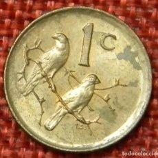 Monedas antiguas de África: SUDÁFRICA - SOUTH AFRICA - SUID AFRIKA - 1 CENT - 1983. Lote 195255725