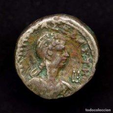 Monedas antiguas de África: EGIPTO NERON 54-68 D.C.TETRADRACMA AÑO 10 (64/5) SABINA POPPAEA. Lote 195274488