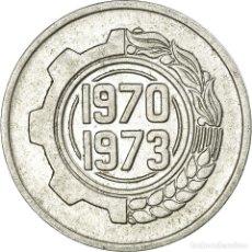 Monedas antiguas de África: MONEDA, ALGERIA, 5 CENTIMES, 1970, PARIS, MBC, ALUMINIO, KM:101. Lote 195518317