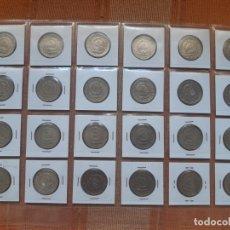 Monedas antiguas de África: LOTE DE 24 MONEDAS DE LA REPÚBLICA DE ANGOLA, 20 KWANZAS DEL AÑO 1975. Lote 198019680