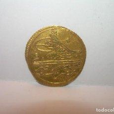 Monedas antiguas de África: EGIPTO..1 SEQUIN DE ORO...21 MM....PERFECTISIMO ESTADO DE CONSERVACION.. Lote 199895645