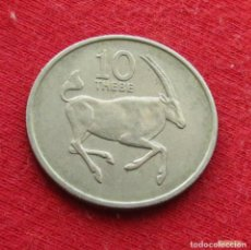 Monedas antiguas de África: BOTSWANA BOTSUANA 10 THEBE 1980 KM# 5 *CD. Lote 201683441