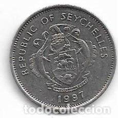 Monedas antiguas de África: SEYCHELES,1 RUPIA 1997.. Lote 204832917
