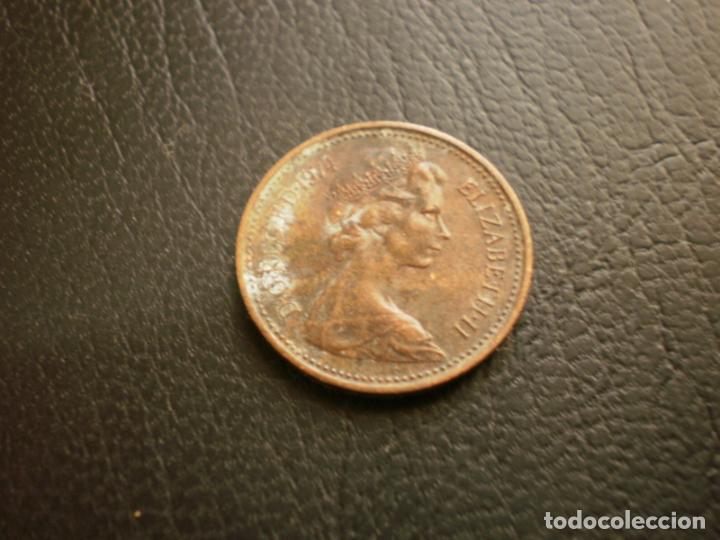 REINO UNIDO 1 PENIQUE 1974 (Numismática - Extranjeras - África)