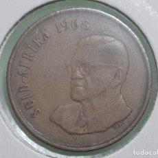 Monete antiche di Africa: MONEDA S.AFRICA 1968. Lote 206573802