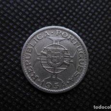 Monedas antiguas de África: MOZAMBIQUE PORTUGUÉS 2, 50 ESCUDOS 1954. Lote 206769877