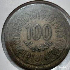 Monedas antiguas de África: MONEDA TUNEZ 1960 LA DE LA FOTO. Lote 207082616