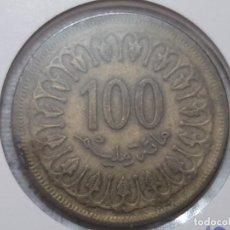 Monedas antiguas de África: MONEDA TUNEZ 1960 LA DE LA FOTO. Lote 207082687