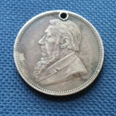 Monedas antiguas de África: 2 SCHILLINGS PLATA 1896 SUDÁFRICA BOER.. Lote 207101126