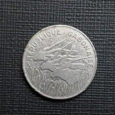 Monedas antiguas de África: GABÓN 100 FRANCS 1984 KM14. Lote 208794322
