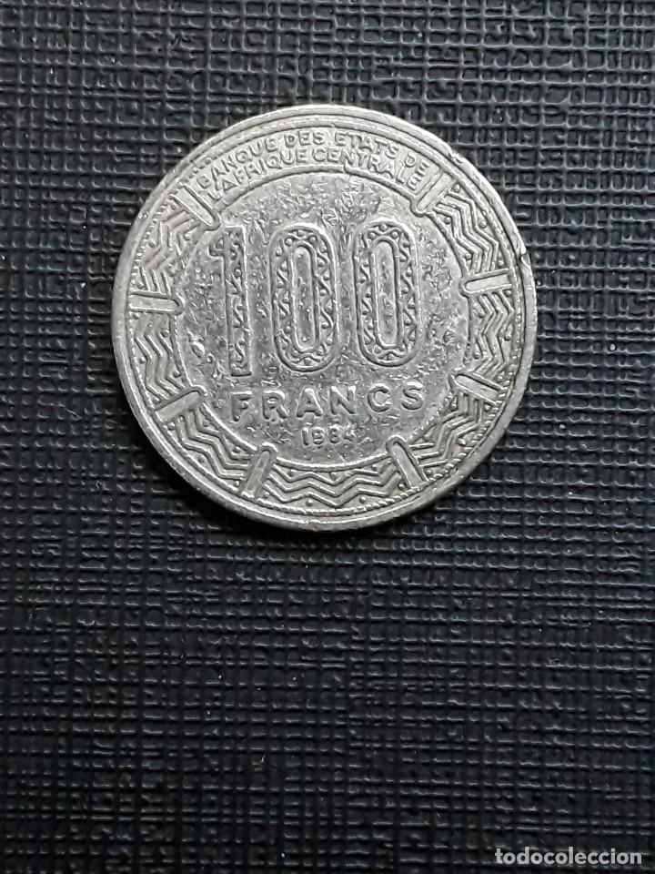 Monedas antiguas de África: GABÓN 100 FRANCS 1984 km14 - Foto 2 - 208794322