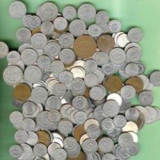 Monedas antiguas de África: 450 GRAMOS DE MONEDAS DE ALEMANIA/D.D.R. Lote 210343463