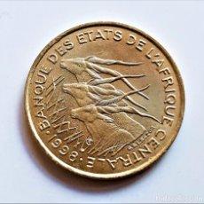 Monedas antiguas de África: ETATS AFRIQUE CENTRALE 25 FRANCS 1998. Lote 210415996