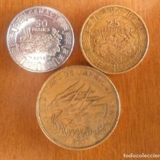Monedas antiguas de África: FRANCOS CFA. Lote 211266925
