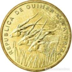Monedas antiguas de África: GUINEA ECUATORIAL ESSAI - COLONIAS FRANCESAS, 5 FRANCOS 1985. Lote 211851685