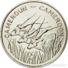 Monedas antiguas de África: CAMERUN - ESSAI - COLONIAS FRANCESAS, 100 FRANCOS 1972.. Lote 211854461