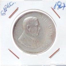 Monedas antiguas de África: SUDAFRICA.- 1 RAND - 1967.. Lote 212173301