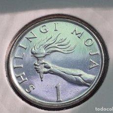 Monedas antiguas de África: TANZANIA 1 CHELIN 1992 (SIN CIRCULAR). Lote 212251095