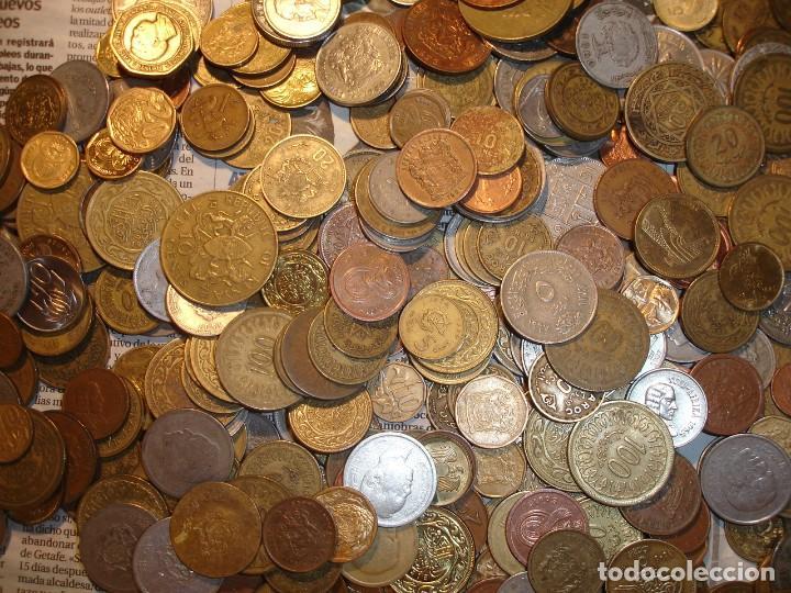 400 GRAMOS DE MONEDAS DE PAÍSES DE ÁFRICA Y OCEANÍA, HAY MÁS DE ÁFRICA, MUY VARIADAS (Numismática - Extranjeras - África)