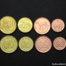 Monedas antiguas de África: MOZAMBIQUE 4 MONEDAS, 1 5 10 20 CENTAVOS, 2006, UNC, SIN CIRCULAR. Lote 213583658