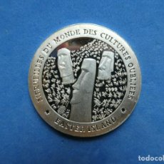 Monedas antiguas de África: CHAD 1000 FRANCOS 1999. Lote 217538993